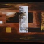 Witlicht 40 x 100 cm. 2007